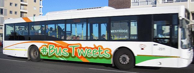 #BusTweets